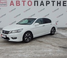 Honda Accord,  IX Седан, 2.4 AT (180 л.с.), 2013
