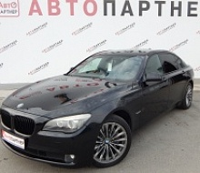 BMW 7er,  V (F01/F02/F04), 750i xDrive 4.4 AT (407 л.с.) 4WD, 2012