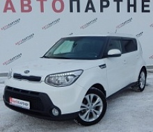 Kia Soul,  II, 1.6 AT (130 л.с.), 2016